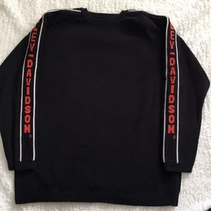 Harley Davidson men's sweater SZ: M